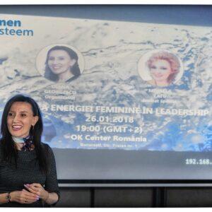 Puterea energiei feminine în leadership