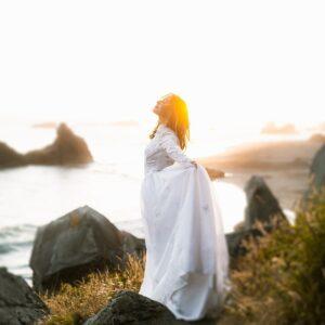women, dress, sea-3673977